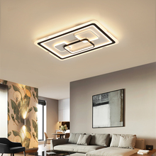 Modern LED ceiling lights for Living room dining room bedroom Surface mount room ceiling lamp with remote control 2019 new