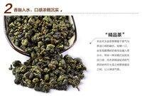 2019 tajwan wysokie góry Jin Xuan mleko herbata oolong dla opieki zdrowotnej Dongding herbata oolong zielone jedzenie z aromat mleczny w Dzbanki do herbaty od Dom i ogród na