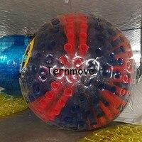 ПВХ надувная игровая площадка Zorb шар воздушный человеческий хомяк шар надувной катающийся Зорб-мяч красочный надувной валик для плавания