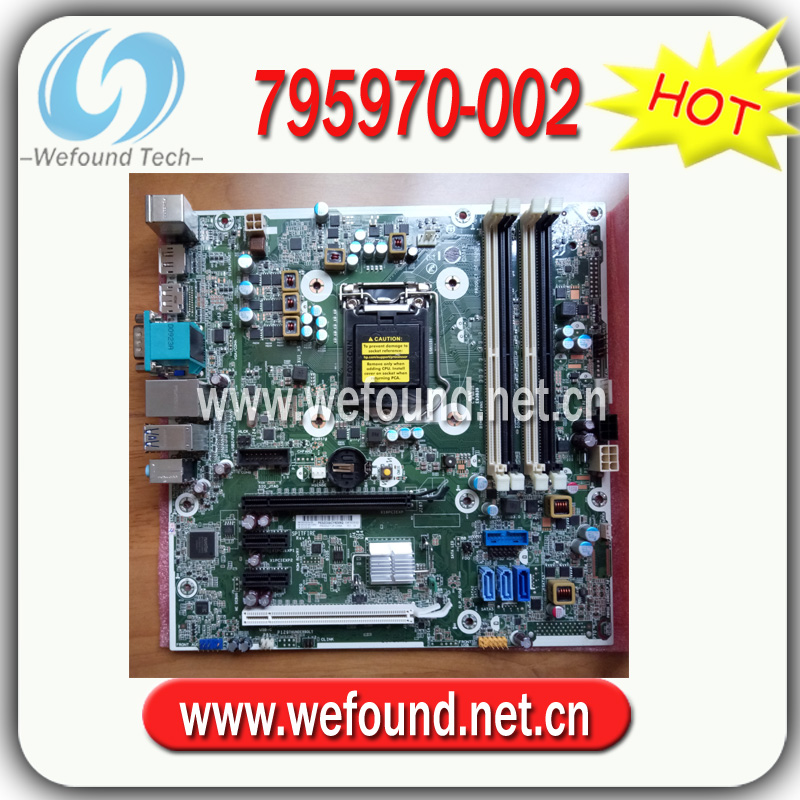 Hot sale 100% working motherboard 795970-002 795206-002 for EliteDesk 800 G2 ...