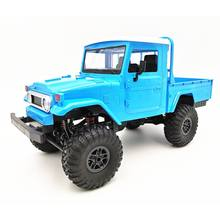 MN Model MN-45 RTR 1/12 2.4G 4WD Meerdere Kleur Rc Car & LED Licht Crawler Klimmen Off-road vrachtwagen Voor Jongens Kids(China)