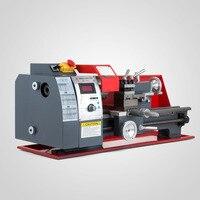 750W 8X16 210 Processing Mini Metal Lathe for Variable Type of Metal Precision Mini Lathe