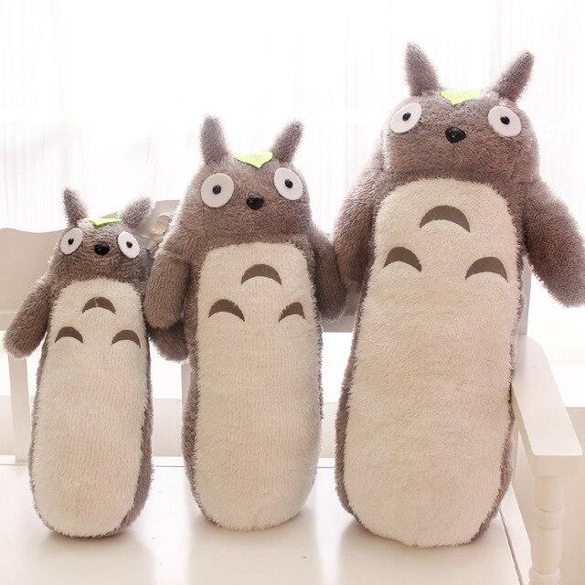 Кэндис Го! Новое поступление милые плюшевые игрушки Аниме Тоторо Подушка кукла подарок на день рождения 1 шт.