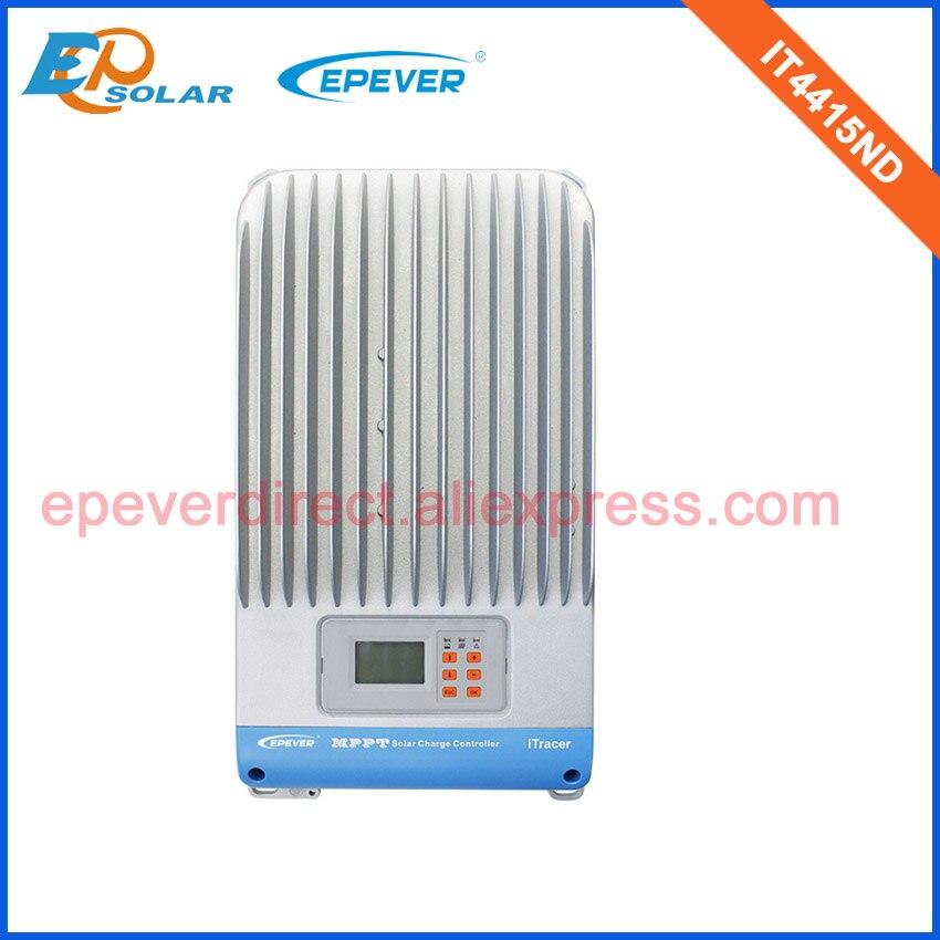 45Amp 45A Regulator solar panels Battery Charge Controller IT4415ND for home use 12v/24v/36v/48v