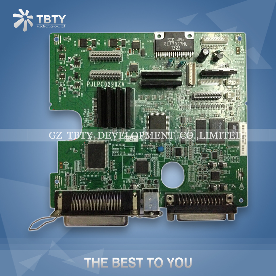 100% Test Main Board For Pansonic KX-1131+ KX1131+ KX 1131+ 1131 Formatter Board Mainboard On Sale formatter pca assy formatter board logic main board mainboard mother board for hp m775 m775dn m775f m775z m775z ce396 60001