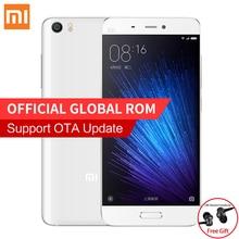 "Earphone Gift! Original Xiaomi Mi5 Mi 5 Pro 64G Mobile Phone Xiomi Smartphone 5.15"" Snapdragon 820 MIUI 8.1 NFC Fingerprint ID"