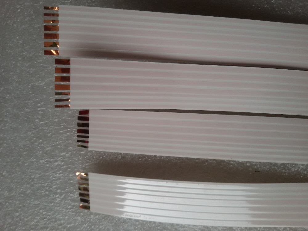 50pcs Length 620mm Width 15mm 7pin Conductors Different