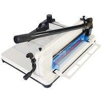 Mejor 1 PC pesado A4 cortador de papel de corte de papel foto cortador mano Manual Max