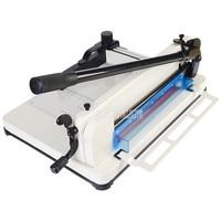 1PC Heavy Duty A4 Paper Trimmer Paper Cutter Photo Cutter Hand Operate Manual Max Thickness 4cm Paper Cutting Machine 858A4