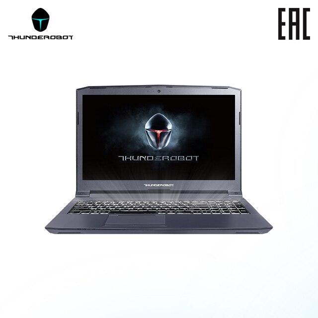 """Игровой ноутбук THUNDEROBOT ST PLUS 15.6"""" /IPS/ i7-8750H/GTX1050-4G/8G/128GSSD+1TB/DOS"""
