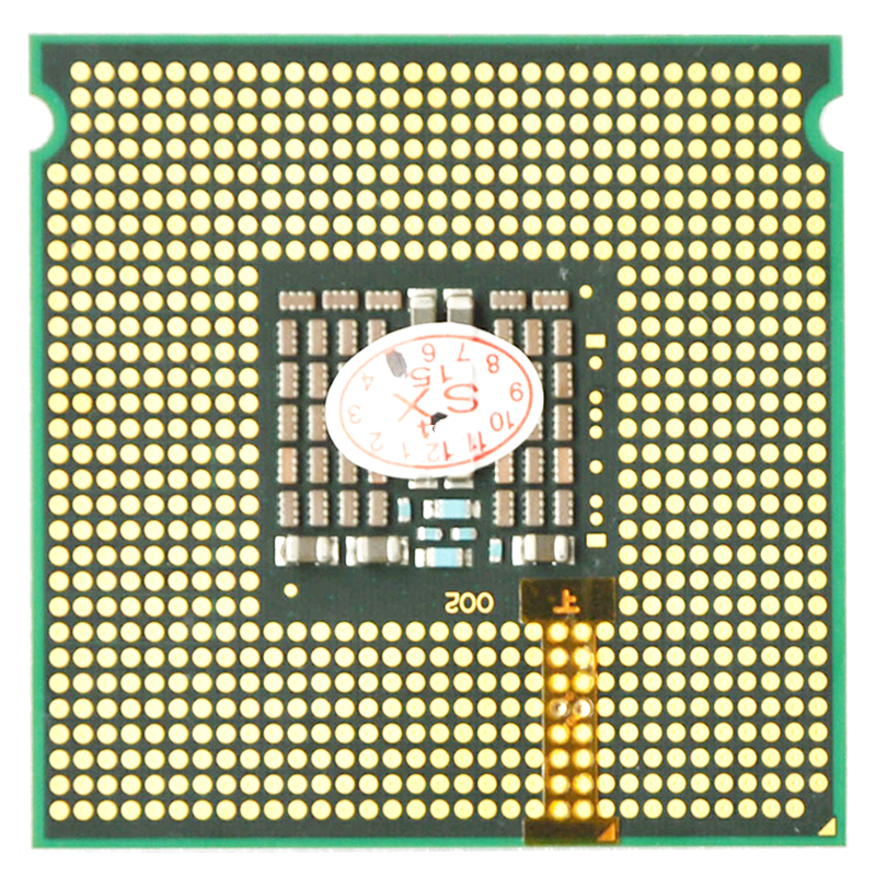 INTEL xeon 5260 CPU processor 3.3GHz /6MB L2 /Dual-Core/FSB 1333MHz CPU with two 771 to 775 adapters 2