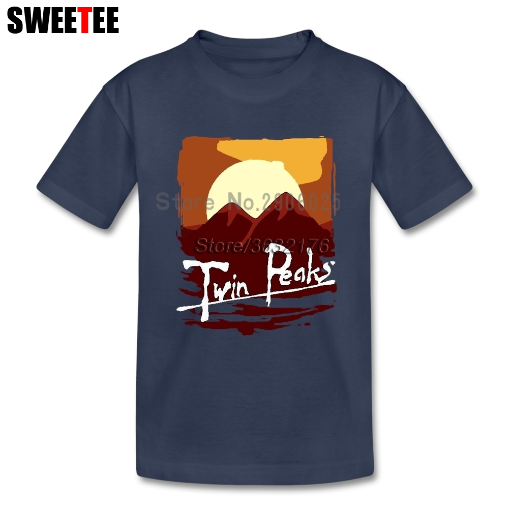 Twin Peaks Apocalypse Now Mashup Daughter T Shirt Cotton Short Sleeve Round Neck Teeshir ...