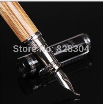 DUKE free shipping office curved tip pen strokes artistic pen Rotate the cap