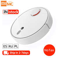 Original Xiaomi Mijia Vacuum Cleaner 1S for Home Automatic Sweeping Charge Smart Planned WIFI APP Remote Control Dust Cleaner