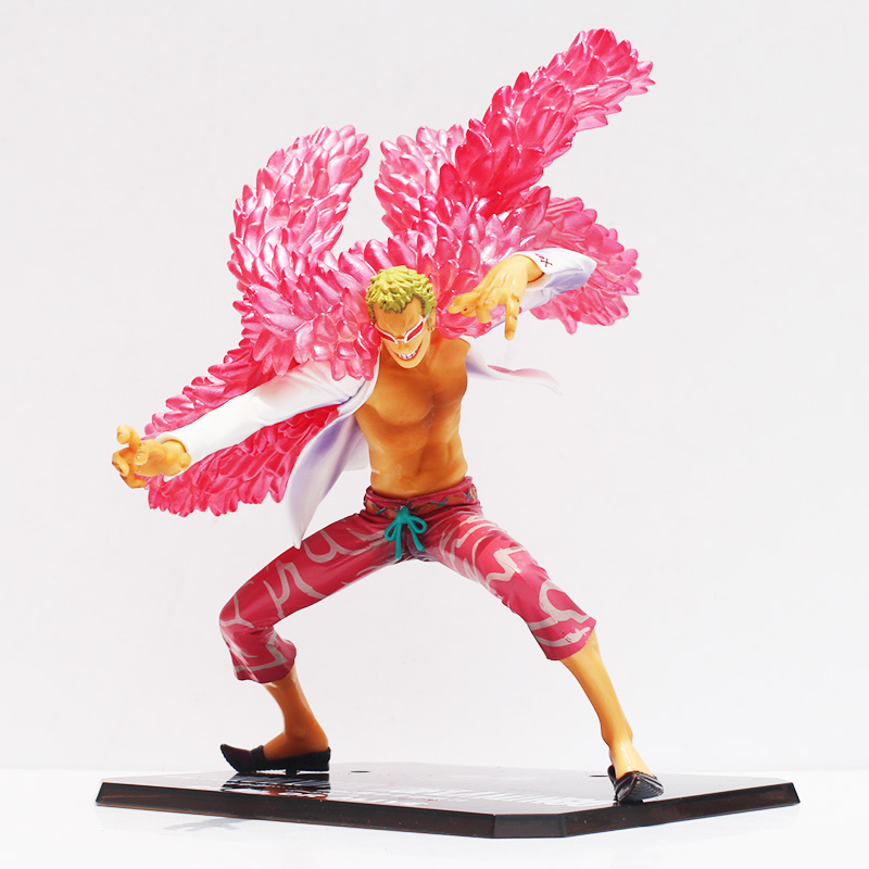 2016 Hot NEW One Piece Donquixote Doflamingo Toys Action Figure Model Toy Doll new hot 17cm avengers thor action figure toys collection christmas gift doll with box j h a c g