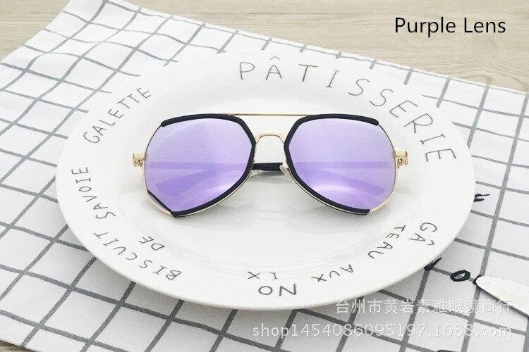 90b6f706a41 The Brand High Quality Fashion Child Girls Ant Sunglasses Point ...