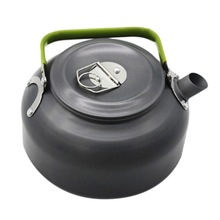 0.8/1.2L Camping Kettle Outdoor Coffee Kettle Camping Tableware Travel Tableware Outdoor Picnic Set