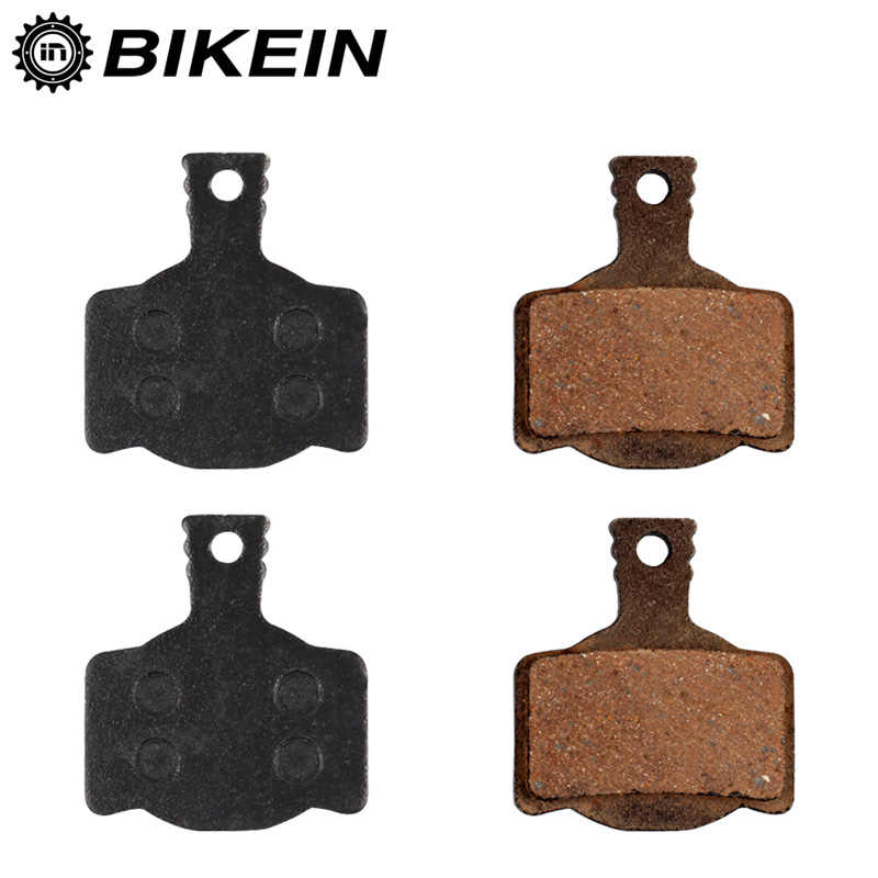 BIKEIN 2 Pairs Cycling Bicycle Hydraulic Disc Brake Pads For Magura MT2 MT4 MT6 MT8 DK-17 Mountian Bike MTB Resin Disc Brake Pad