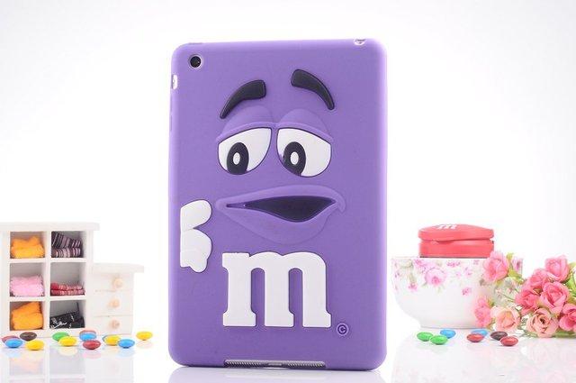 Case For ipad mini 1 M Rainbow Beans cover For ipad mini 2 mini 3 Tablet Case