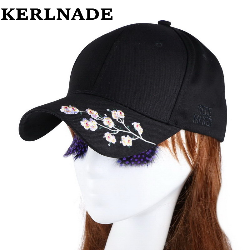 new fashion women beauty baseball cap hat embroidery floral snapback white pink black solid casual casquette girl gorras hats 2016 new new embroidered hold onto your friends casquette polos baseball cap strapback black white pink for men women cap