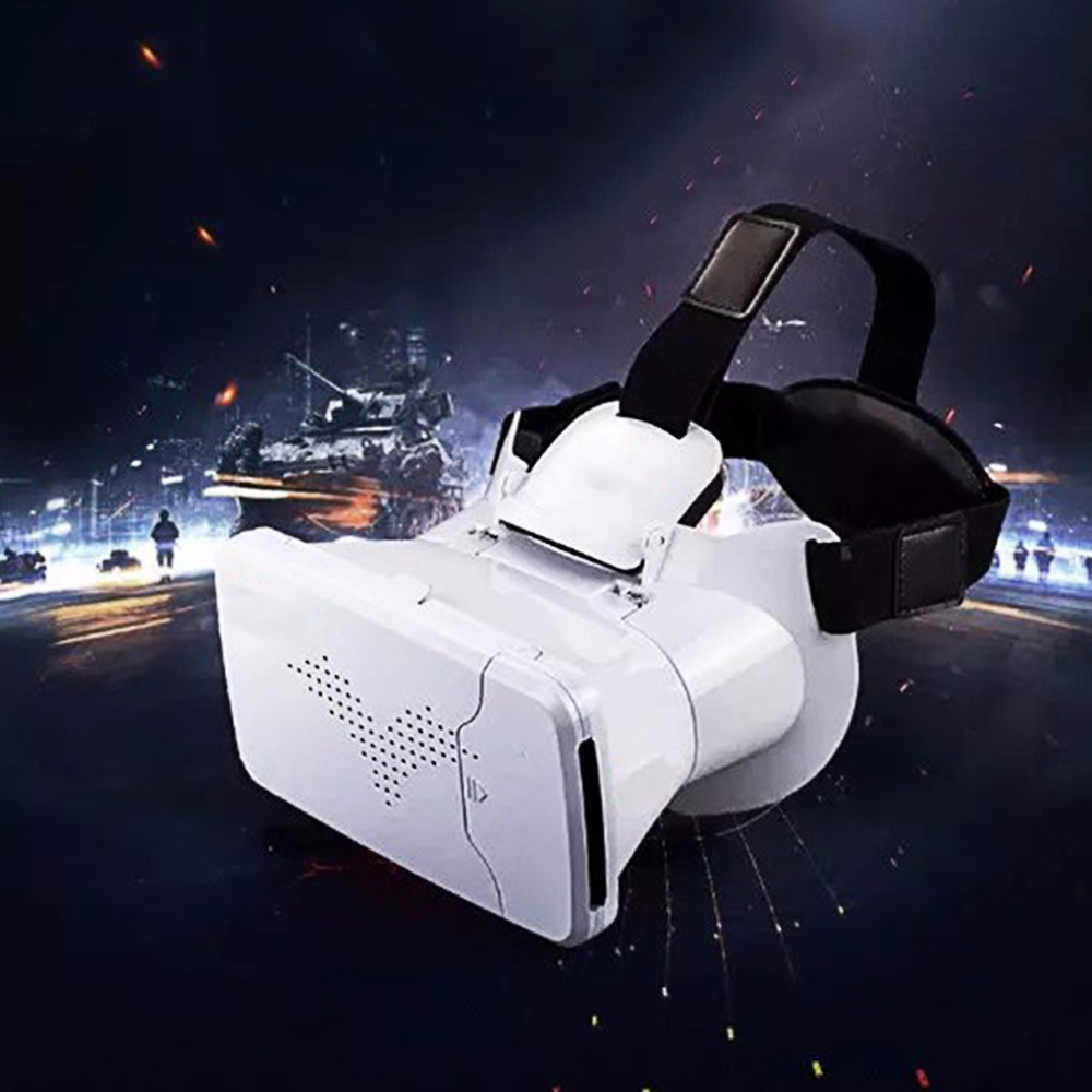 2017 NEW Virtual Reality VR 3D Glasses Bluetooth Remote Controller for 3.5-6 inches smart phones