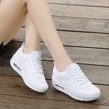 MWY kadın rahat Platform ayakkabılar moda yüksek topuklu ayakkabı kadın takozlar kadın beyaz ayakkabı ayakkabı yüksekliği artan zapatos mujer