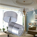 Aluminum wall lamp,bracket light,LED wall sconce,AC90-265V  3/5W sales