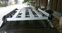 3PC 1.4 * 1 m ! SUV roof top rooftop baggage Cargo Carrier Luggage Rack Basket Storage bar trim