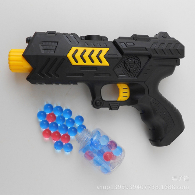 Water Crystal 2 in 1 Air soft gun