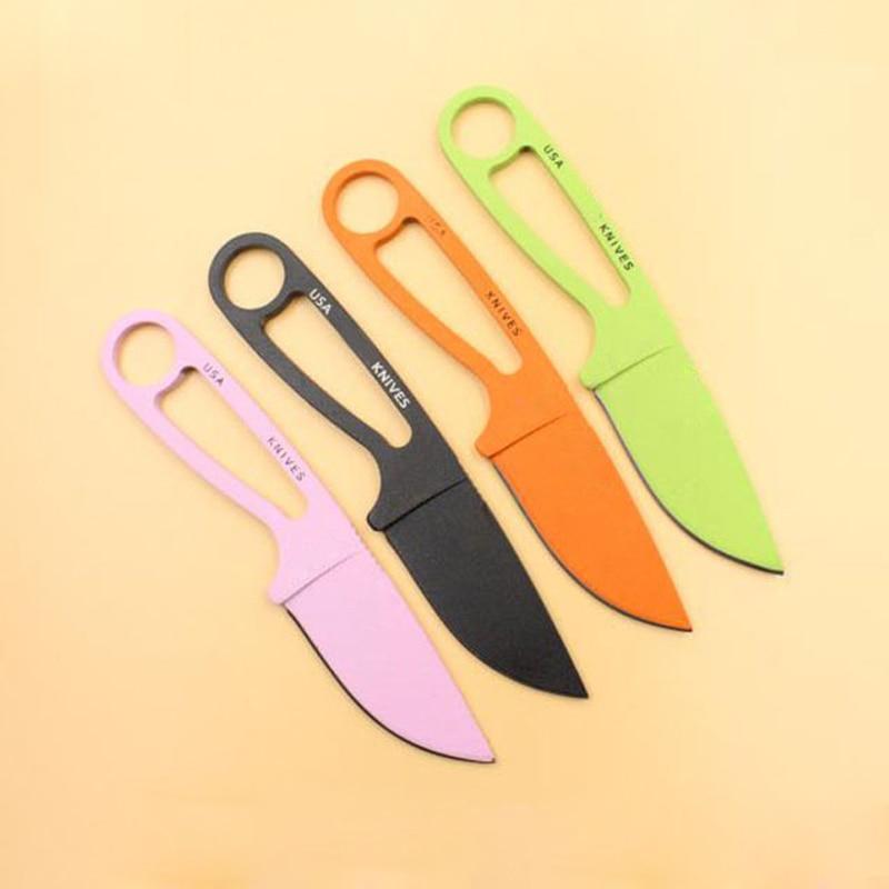 CS COLD Steel Cuchillo de hoja fija Cuchillos de supervivencia al - Herramientas manuales - foto 2