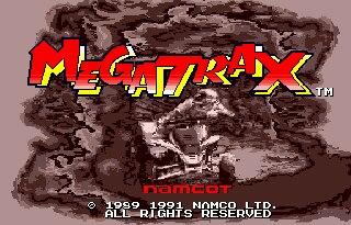 Mega Trax 16 bit MD Game Card For 16 bit Sega MegaDrive Genesis game console