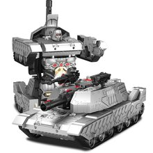 Transform RC Robot Tank 1:14