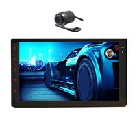 Rear Camera Pure Android 4 2 Car PC Tablet Double 2 Din 7 In Dash Car