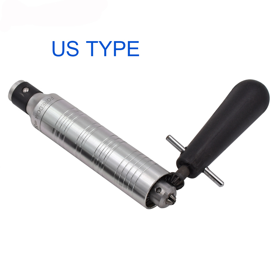 GOXAWEE EU USA CC30 kézidarab és tokmánykulcs a Foredom flex - Elektromos szerszám kiegészítők - Fénykép 6