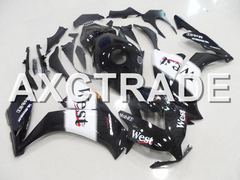 Moto Carrozzeria Carenatura Kit Per CBR1000RR 2012 2013 2014 2015 2016 ABS di Plastica Stampaggio Ad Iniezione di CBR1000 CBR 1000 CA48