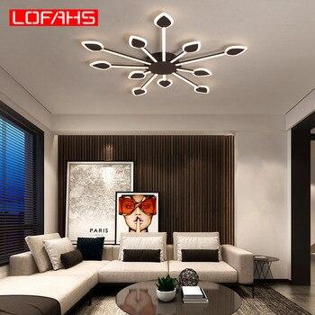 LOFAHS modern led chandelier for living room bedroom kitchen lighting Indoor deco ceiling chandelier lamp luminaria lustres