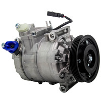 Compressor air conditioning for Audi A6 avant (4b, C5) 1997 2005 (96kW) 1.9 TDII 4B0260805K air conditioner compressor