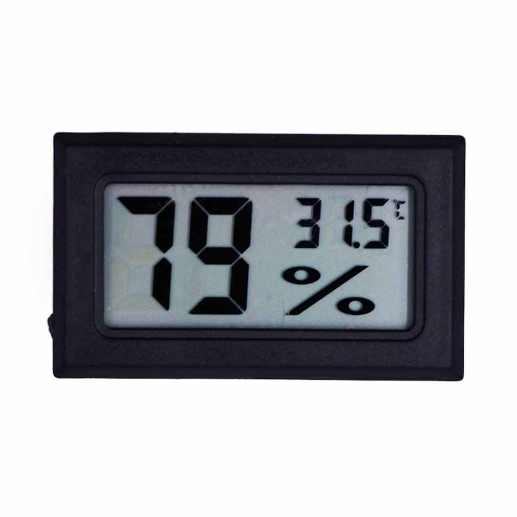 Electronic Thermometers Mini Crawler Electronic Hygrometer Digital Thermometer Wireless Electronic Thermohygrometer