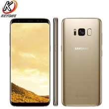 New Original Samsung Galaxy S8 G950FD D/S Mobile Phone Octa Core 4GB RAM 64GB ROM 5.8″ 3000mAh IP68 waterproof dustproof Phone