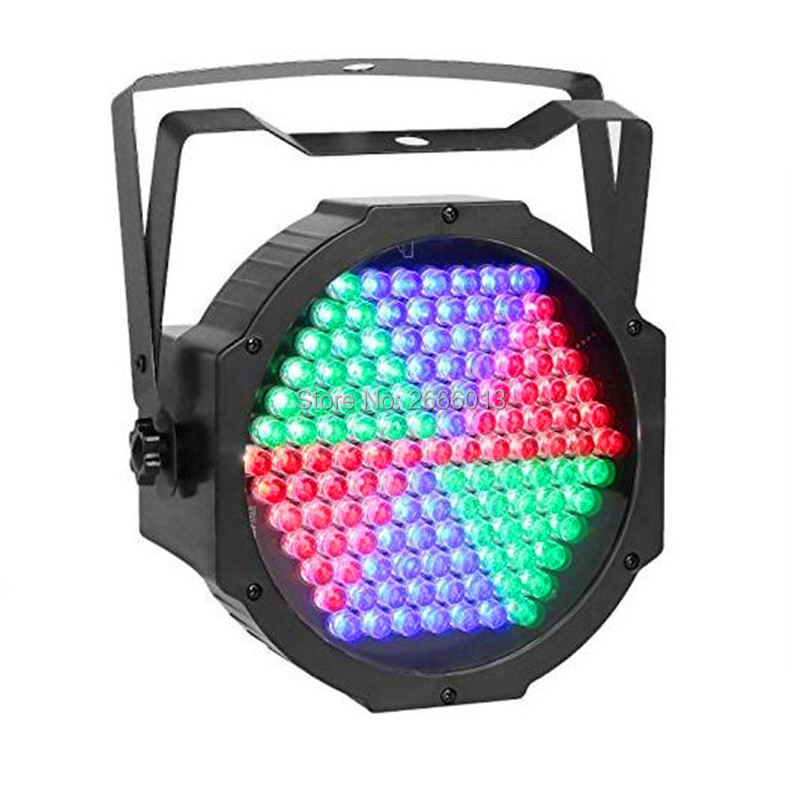 127 Led Stage Par Lights RGB DMX512 Lighting Wash Light Sound Activated Colorful Flash Lighting for DJ Disco Festival Club Xmas