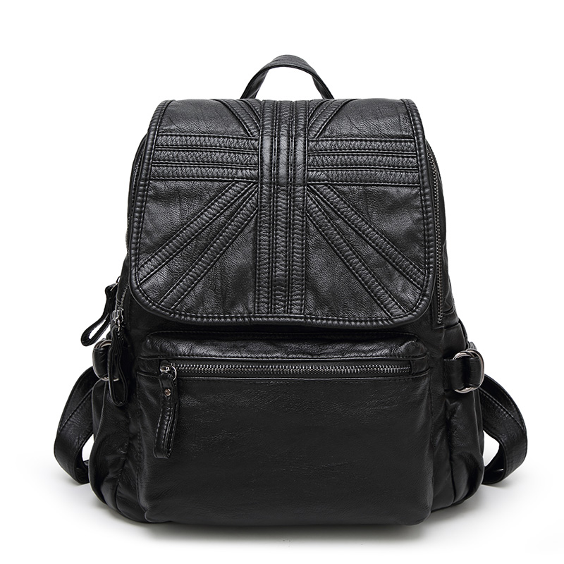 Fashion PU Backpack Women Mochilas Mujer 2016 Travel Leather Backpack School Bags for Teenagers Bolsos Mujer Mochila Feminina backpack mochila feminina mochilas school bags women bag pu leather backpacks travel mochilas mujer sac a dos 2017 new back pack