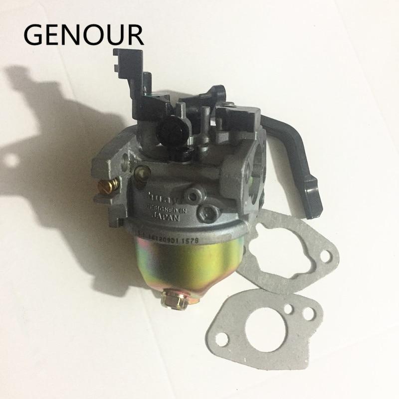 High quality Carburetor Huayi brand for 2KW-3KW GX160 GX200 gasoline Generator, 2.2KVA 5.5HP 6.5HP 168F Generator Carburetor oil alert sensor for gasoline generator spare part ec2500 gx160 gx200 2kw 2 5kw oil sensor alarm chinese cheap generator engine