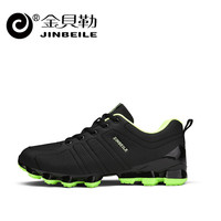 2017 new blade shoes men breathable wear warrior running shoes shock professional black sports shoes men free shipping