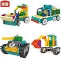 Tanque de Escavadeira Bulldozer Blocos Brinquedos RC Robôs DIY Brinquedos de Blocos de Construção Elétrica Meu Tempo Robô Arduino Kit Brinquedos Educativos Para