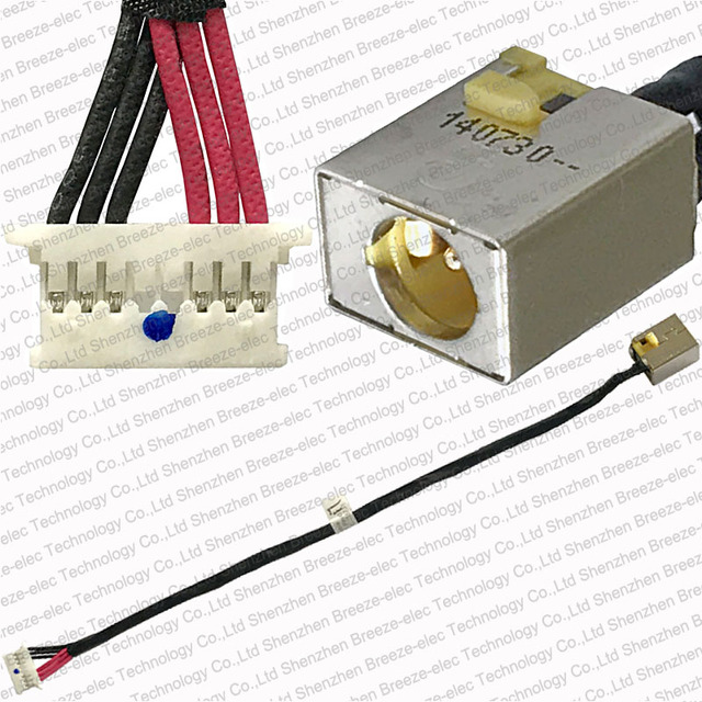 Aliexpress.com : Buy Genuine DC POWER JACK Cable wire for Acer ...