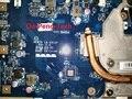 Laptop motherboard FOR ACER 5552G 5551G LA-5912P + heatsink=instead LA-5911P motherboard 100% Tested