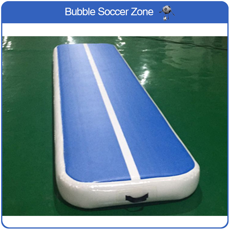 цены Free Shipping Air Track 3*1 Inflatable Air Gym Track Tumbling Mat DWF Material Air Track Inflatable Airtrack