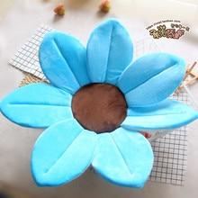 Buy lotus flower toy and get free shipping on aliexpress 1pc 80cm lotus plush toys soft cotton stuffed plant plush dolls baby kids play mat toys mightylinksfo