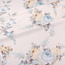 New 160cm Cotton fabric for dress tecidos sewing tissu Handmade DIY dolls costura Cloth Patchwork quilting