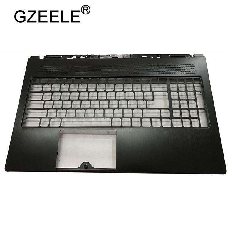 GZEELE new For MSI GS63 GS63VR MS-16K2 Laptop Palmrest Cover Upper Case Keyboard Bezel BLACK GZEELE new For MSI GS63 GS63VR MS-16K2 Laptop Palmrest Cover Upper Case Keyboard Bezel BLACK